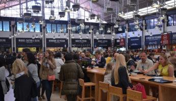 Mercados gastronômicos