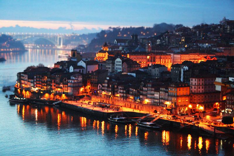 Roteiro Espanha e Portugal