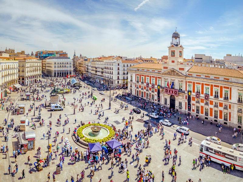 Visitar Em Madri